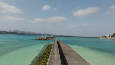 3世代沖縄旅行