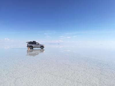 天空の鏡 ウユニ塩湖