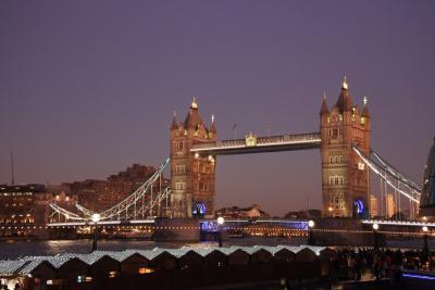 ロンドン 1日観光