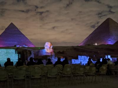 悠久の時が流れるエジプト・ナイル川クルーズ8日間の旅 (5)サッカラ・ダハシュール観光