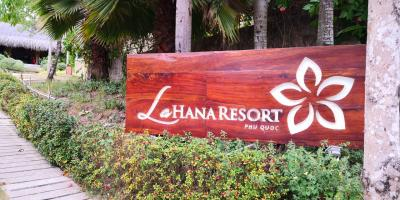 Phu quoc vacation~Lahana resort hotel