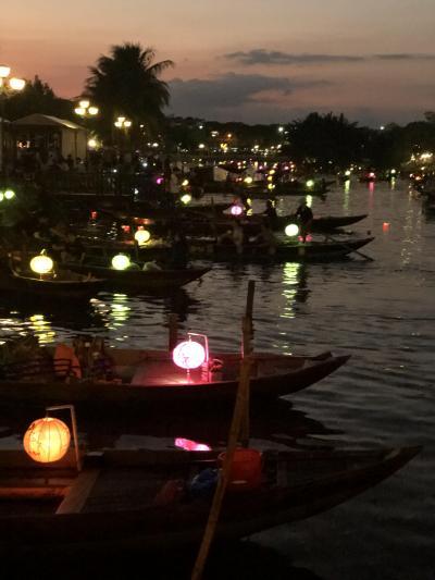ランタンの街ホイアン!ベトナムの旅でこの古都は外せない。