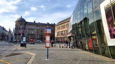 2020 ヨーロッパをユーレイルパスでプラプラ。7日目(鉄道の乗り継ぎ→乗り継ぎ→乗り継ぎ)
