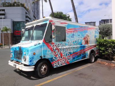 ハワイ ⑦ ワードカカアコ★ ウォールアート巡り♪オハナハレマーケットプレイス★2019年9月オープンのクリーム&シュガー、ダウントゥアース