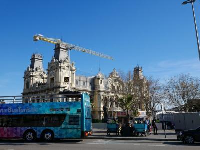 バルセロナ②(2020年1月スペイン旅行⑦)