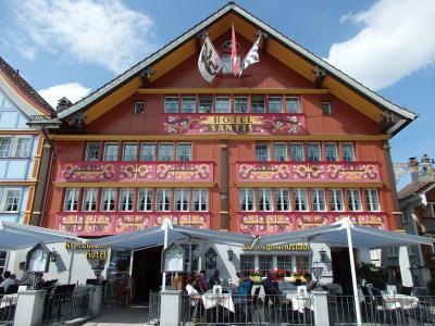 2019夏のスイス旅【41】アッペンツェルで続く散策