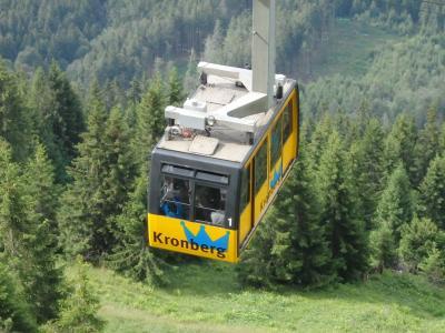 2019夏のスイス旅【42】クロンベルクへお出かけ