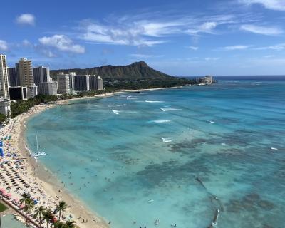 そうだ、ハワイに行こう 2020.02.20~2020.02.25