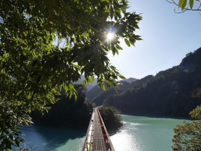 エメラルドグリーンの世界を求めて…日帰り大井川鐵道SL旅