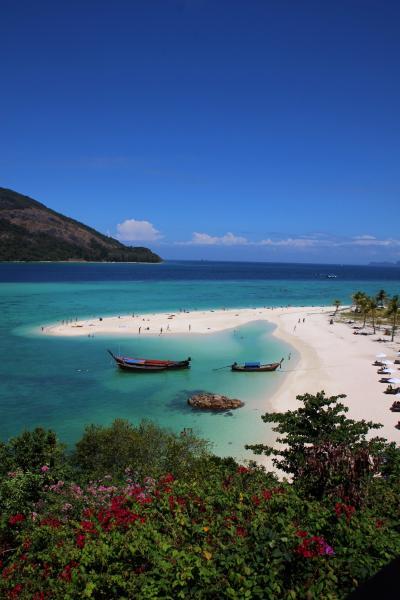 ★極楽タイ・最後の楽園リペ島・2020・Part1