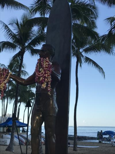 2020ハワイアン航空で行くハワイ4泊6日 ⑤3日目Part1 朝活! 散歩と朝食