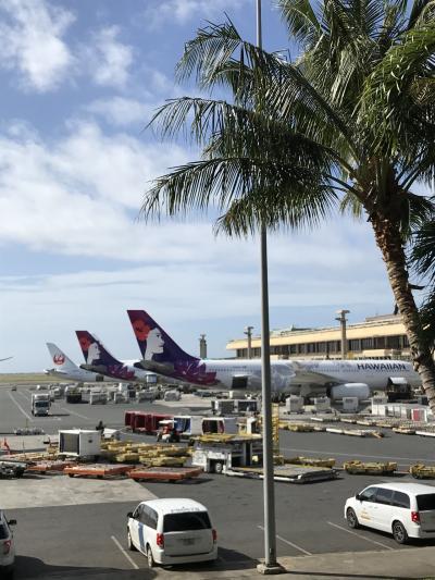 2020ハワイアン航空で行くハワイ4泊6日 ⑧5日目 帰国