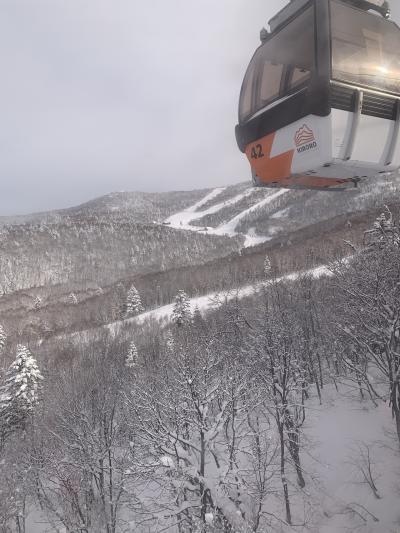 202002-02_北海道でスキー・キロロ Ski in Kiroro <Hokkaido>