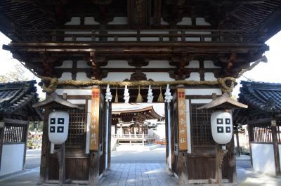 沙沙貴神社(近江八幡市)を訪ねる