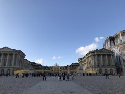 2019秋というより冬のオランダ、パリ、フランクフルトへ!12日間④マリーアントワネットに逢いに