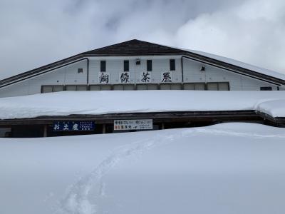 202002-03_八甲田山と雪中行軍遭難記念像付近でのスノーシュー SnowShoe in Hakkoda <AOMORI>