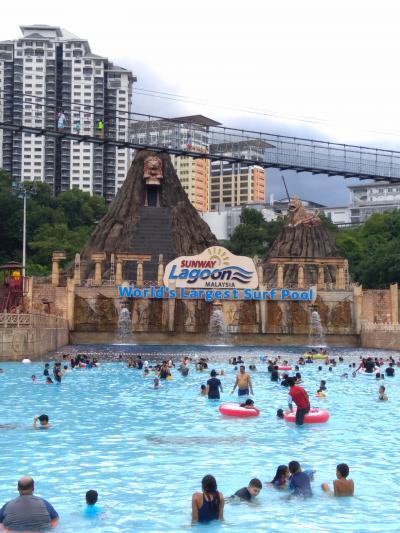 2019-20年末年始 マレーシア クアラルンプール③(サンウェイラグーン)