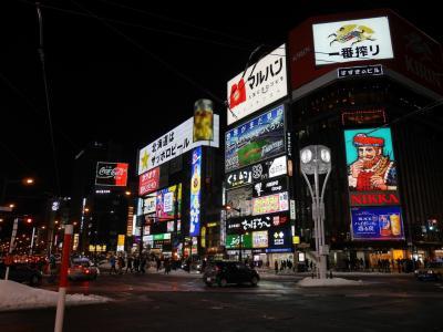 冬の札幌旅行~コロナに負けるな~