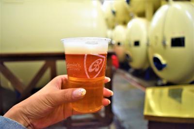 夏旅☆チェコ 美味しいビールとお城の旅 チェスケー・ブジェヨビツェ編