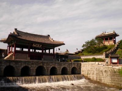 水原巡り~世界遺産の華城を一周~(1107)