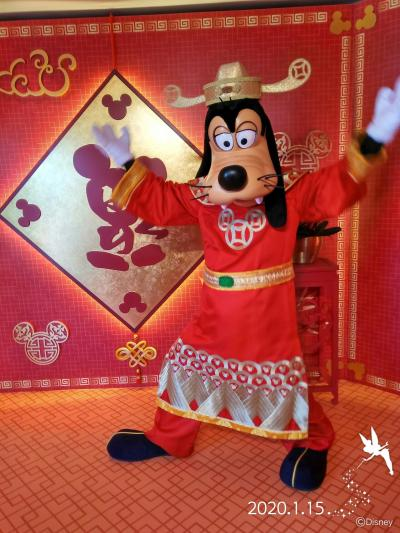 香港&上海ディズニー 旧正月イベント巡り①~まずは香港から攻めよう~