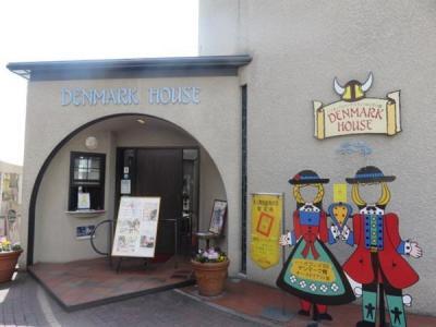 春の神戸と有馬温泉(12)北野異人館街・オーストリアの家、デンマーク館&坂道の途中のCafe