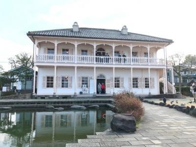 長崎ひとり旅3<グラバー園エリア・スカイロードと夜景>