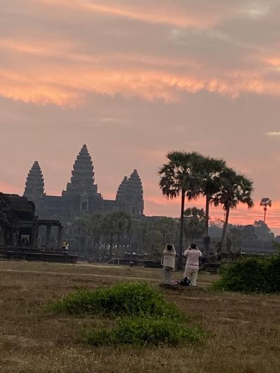 初体験 ビジネスクラスで行くカンボジアの旅 3日目