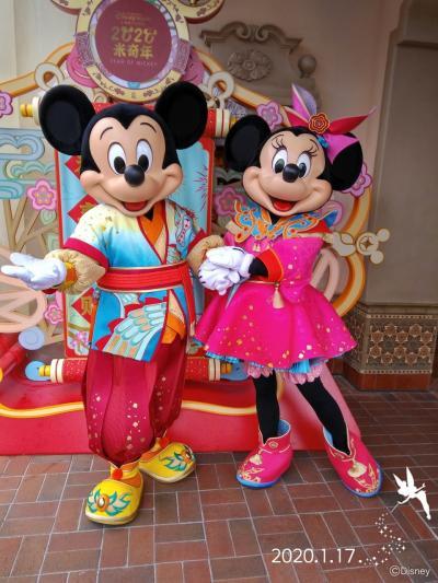 香港&上海ディズニー 旧正月イベント巡り③~お次は上海~