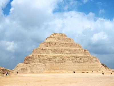 8日目-1 ピラミッド、スフィンクス
