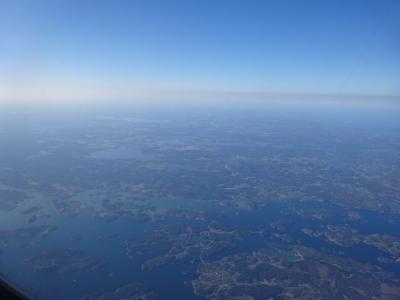 混乱の10連休、北欧の美しい自然と街巡りの旅:スウェーデン、ノルウェー旅行【2】(2019年GW 2日目① 予定再建、いざ北欧へ!)