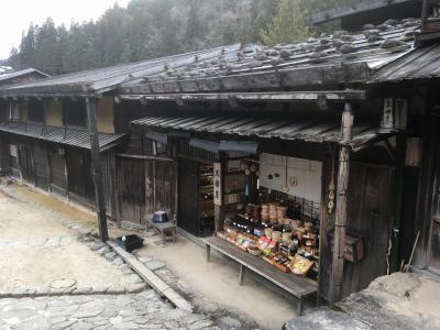 冬の信州 馬籠・妻籠宿と元善光寺に出かけてきました(その2)妻籠宿