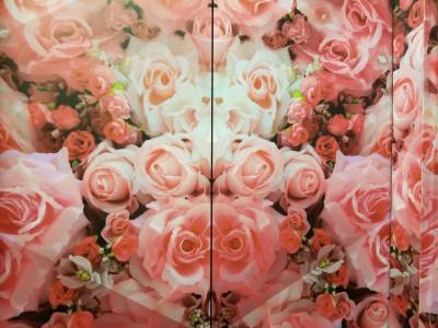 バラがなくても楽しい「花フェスタ」