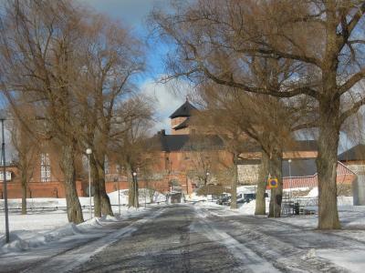 3月はまだ寒い2年半ぶりのヘルシンキ一人旅 【9日目】