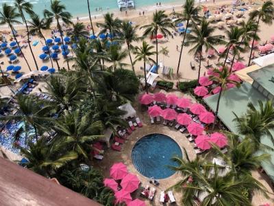 結婚30周年記念旅行のハワイ、何故か娘も同行①