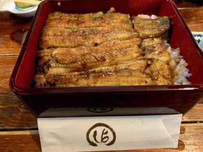 川越って鰻が有名だったのねぇ~(^^;蔵と鰻と芋の小江戸へLet's Go!!三島の鰻はまた次回・・トホ・・