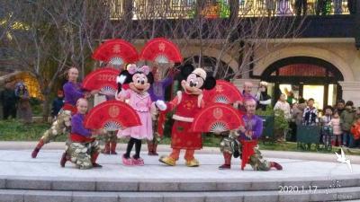 香港&上海ディズニー 旧正月イベント巡り④~一日で頑張りました~