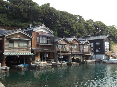 「2」『関西・日本海側!4日間のドライブ旅』「海の京都 丹後半島巡り(天橋立。舟屋の町・伊根)」から「山の京都 茅葺の里!美山」へ・・。