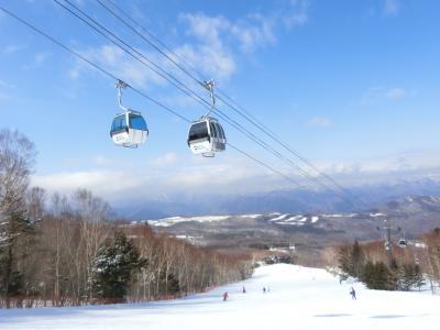 塩原から奥鬼怒川へ。 その① コロナが心配! ハンターマウンテン塩原で今シーズン最後のスキーかな??