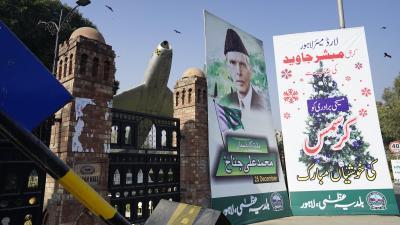 パキスタン、ラホールの1日