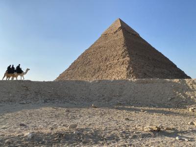 カタコト英語でのエジプト一人旅 出発日