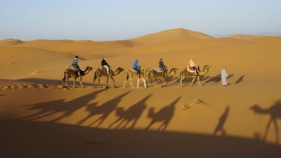 メルズーガ発砂漠ツアー