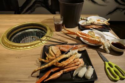 北海道旅行2019-20冬 2日目  札幌(ベッセルホテルカンパーナすすきの )