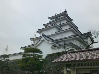 会津・鶴ヶ城(若松城)でにわか歴女