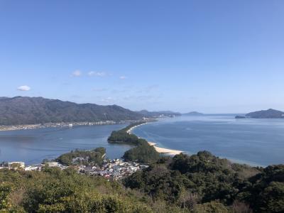 キャンカーの旅 2020冬 4日目~海の京都