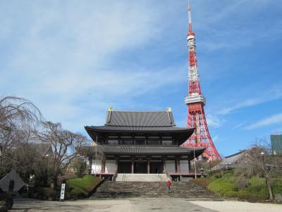 東京マラソン大迫傑も増上寺往復