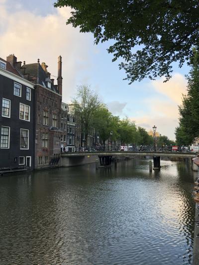 2019年9月 2泊5日弾丸世界一周 その5 アムステルダム街歩き