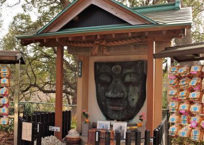 上野恩賜公園3くるっと上野大仏から不忍池♪