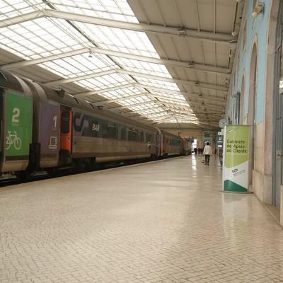 50目前の初めての一人旅@リスボン~ポルト(7日目)