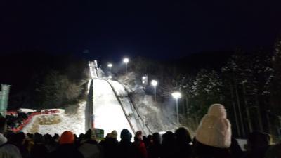 2020/1 山形蔵王FIS女子ジャンプワールドカップ観戦と蔵王温泉(2020-2)